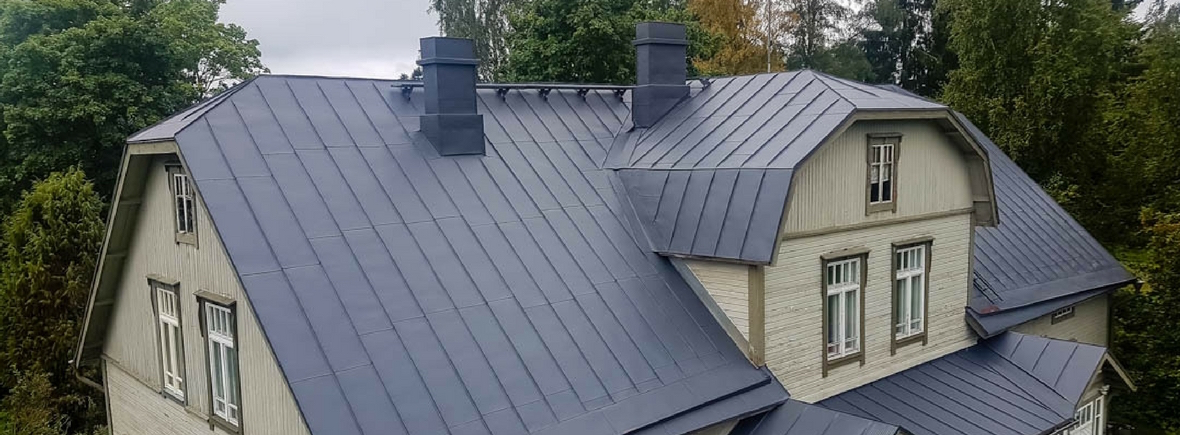 Peltikaton maalaus ja pesupalvelut Hämeenlinnan ja Tampereen alueella.