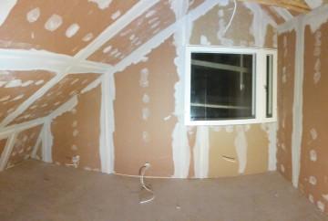 Sisämaalaus uusille tai vanhoille seinille
