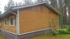 Talon maalaustyöt Hämeenlinnan ja Tampereen seudulla. Teemme myös kattojen pesut ja maalaustyöt.